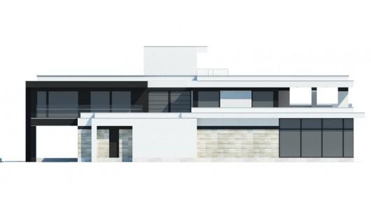 Projekt domu LK&1507