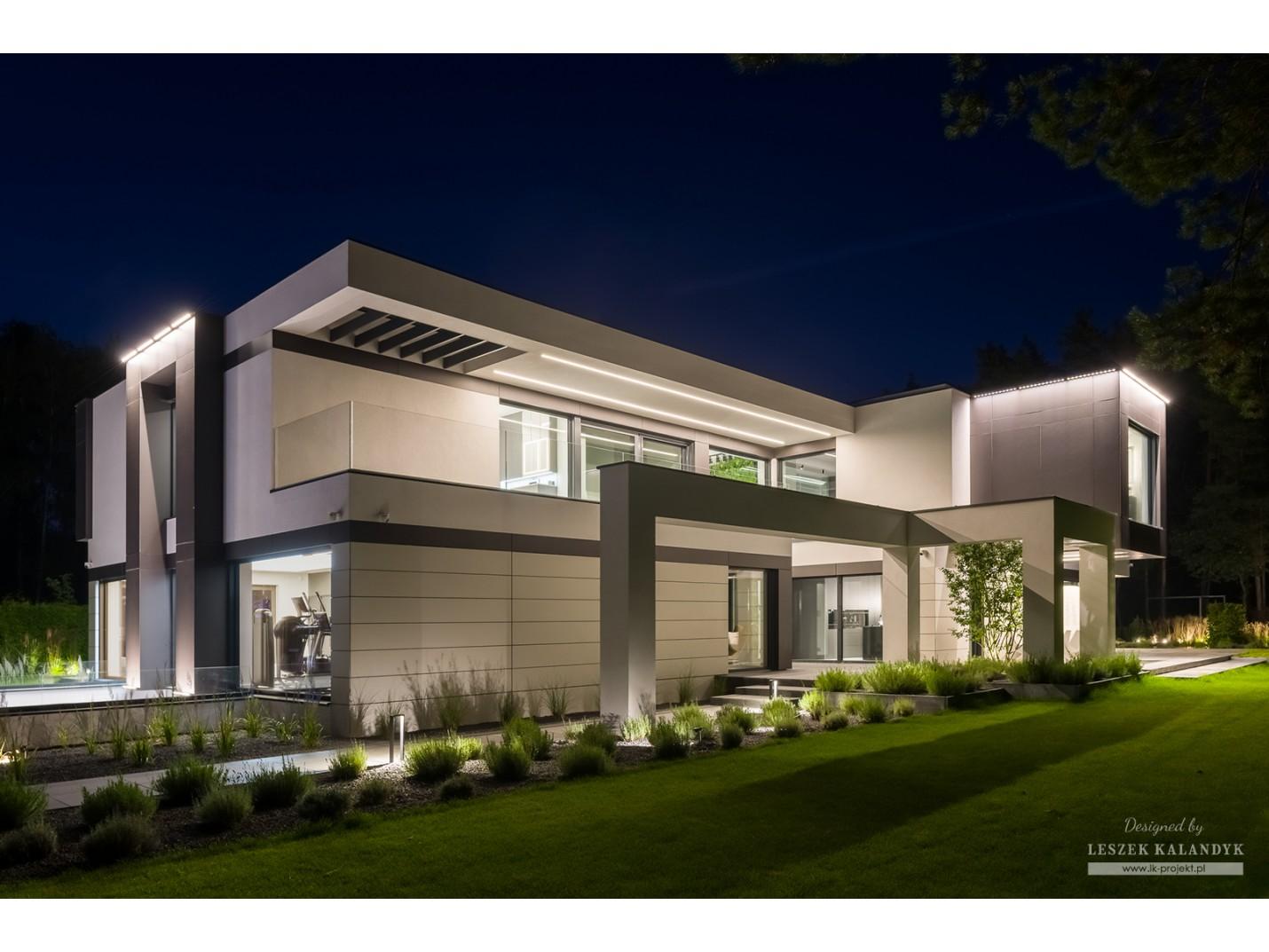 Projekt domu LK&1510