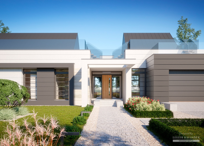 Projekt domu LK&1517