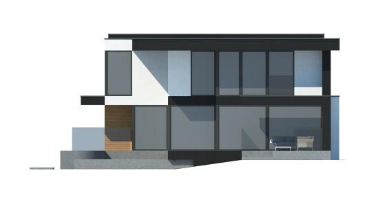 Projekt domu LK&1519