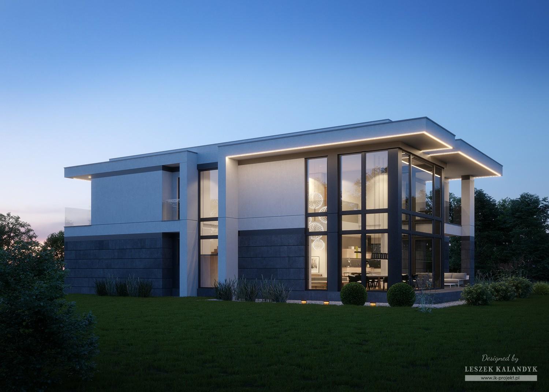 Projekt domu LK&1525