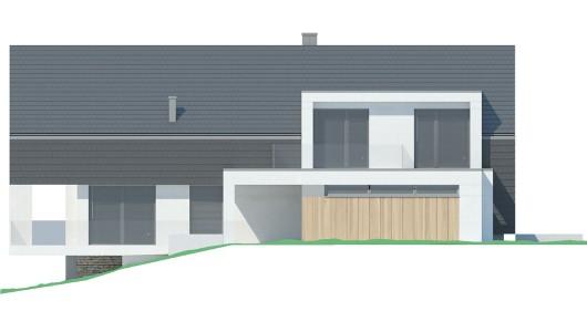 Projekt domu LK&1534