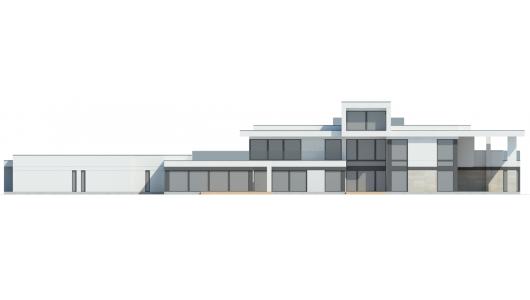 Projekt domu LK&1535