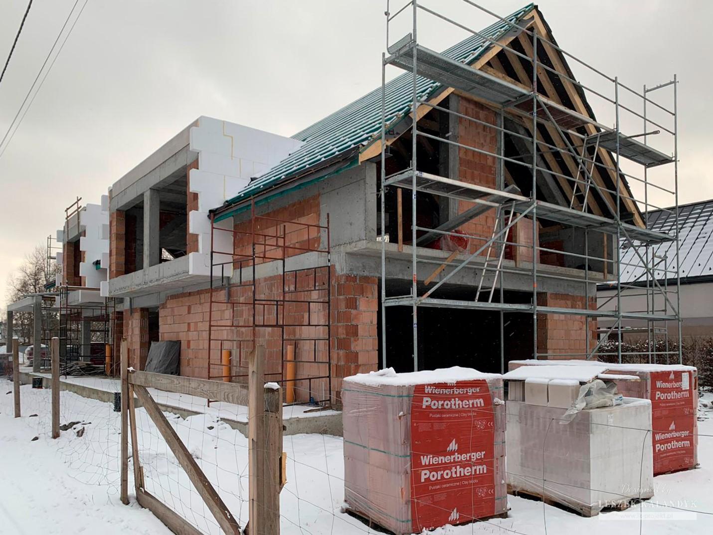 Projekt domu LK&1536
