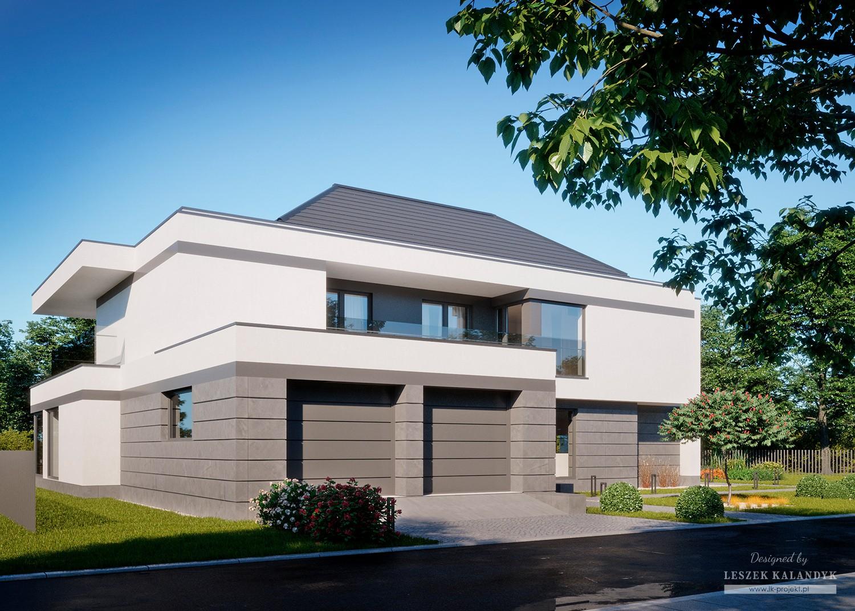 Projekt domu LK&1539