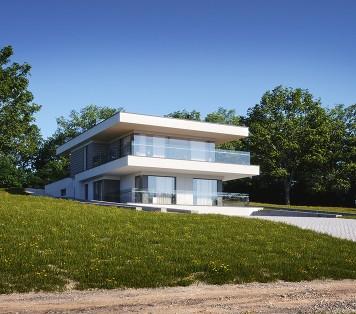 Projekt domu LK&1545