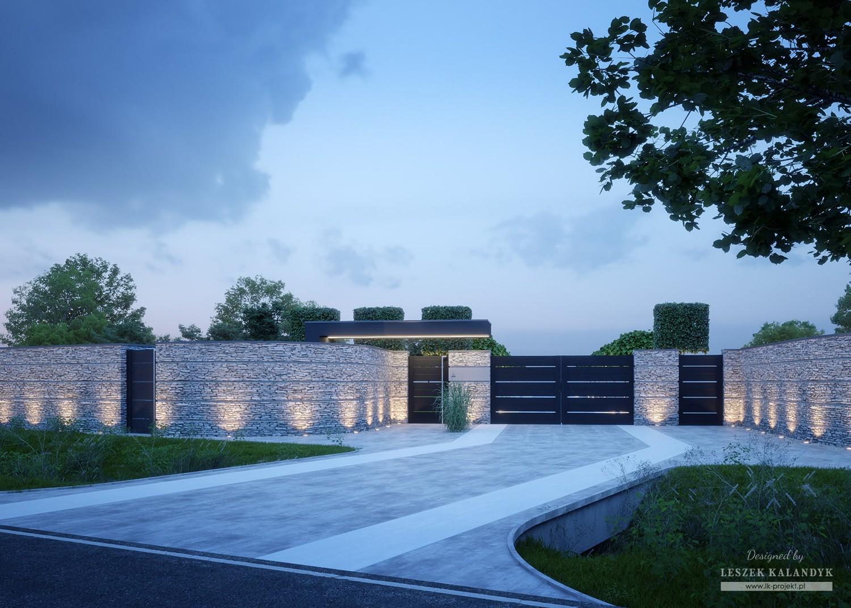 Projekt domu LK&1546