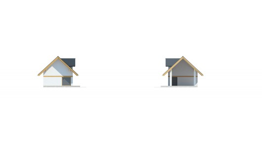 Projekt domu LK&1547