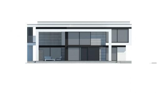 Projekt domu LK&1549