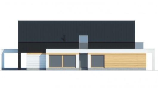 Projekt domu LK&1553