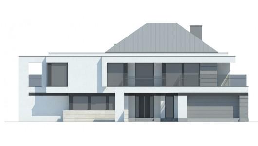 Projekt domu LK&1556