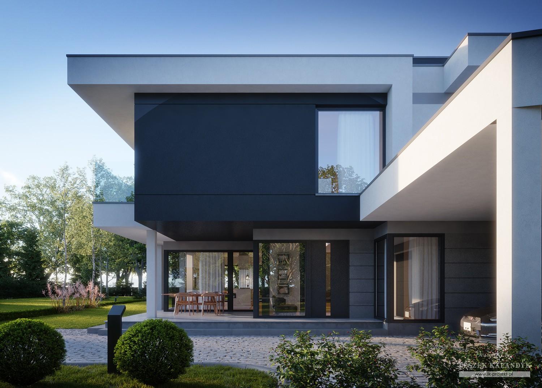 Projekt domu LK&1561