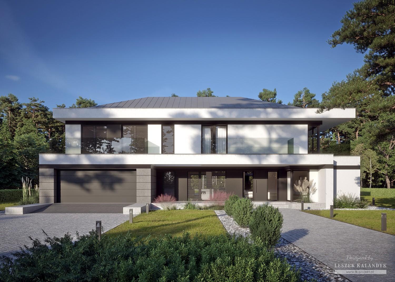 Projekt domu LK&1562