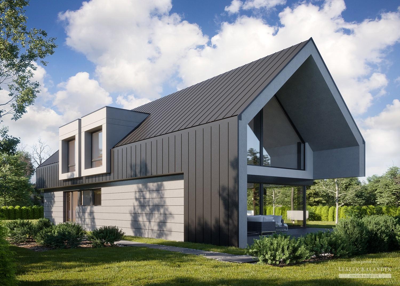 Projekt domu LK&1564