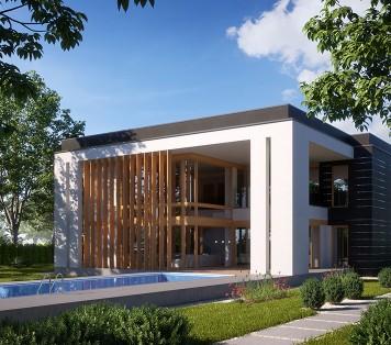Projekt domu LK&1566