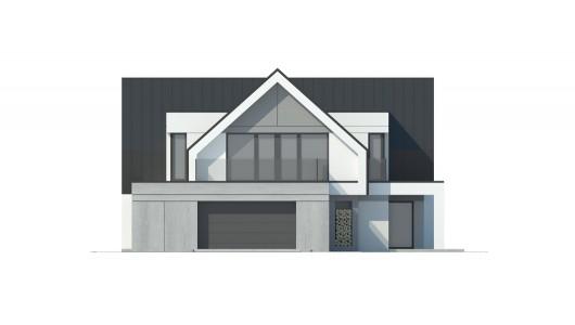 Projekt domu LK&1567