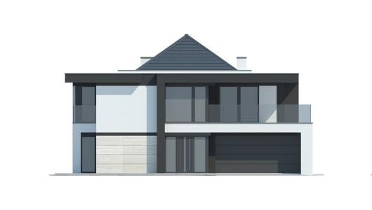 Projekt domu LK&1570