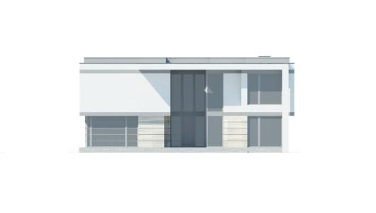 Projekt domu LK&1572
