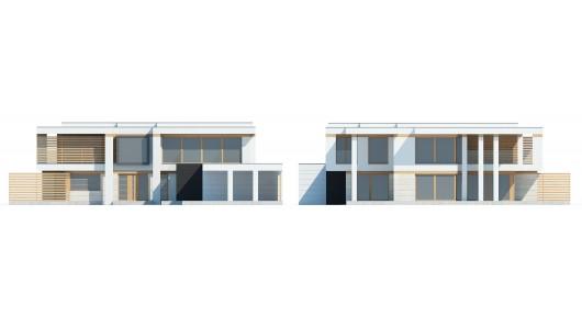 Projekt domu LK&1573