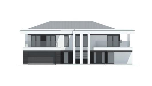 Projekt domu LK&1578