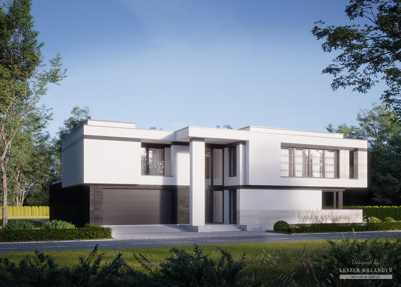Projekt domu LK&1579