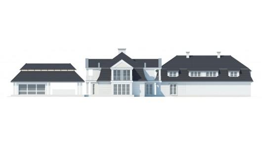 Projekt domu LK&1582