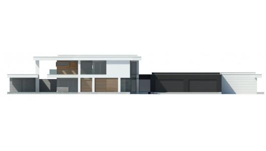 Projekt domu LK&1583