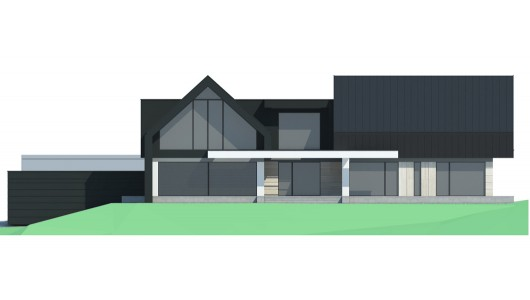 Projekt domu LK&1585