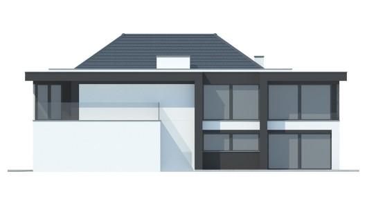 Projekt domu LK&1590
