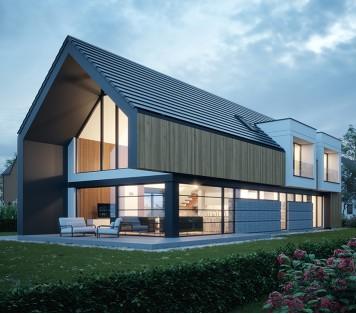 Projekt domu LK&1605
