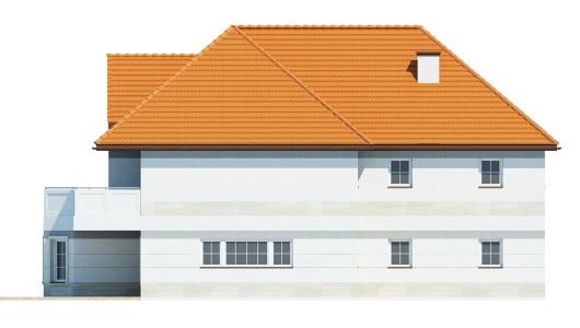 Projekt domu LK&1594