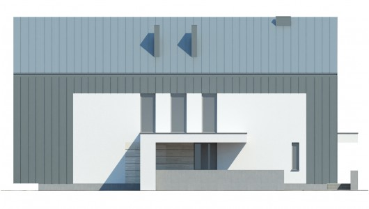 Projekt modernizacji elewacji LK&1597