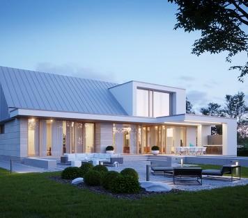 Projekt domu LK&1598