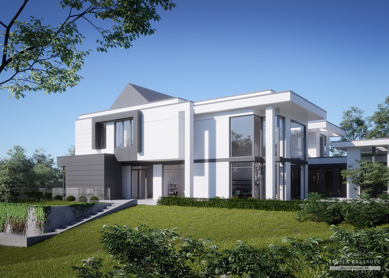 Projekt domu LK&1600