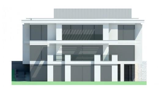 Projekt domu LK&1602