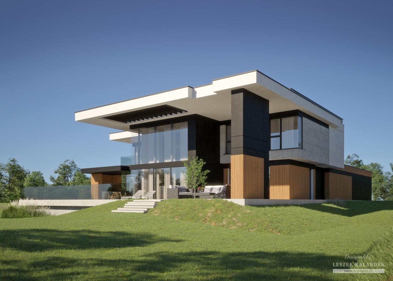 Projekt domu LK&1603