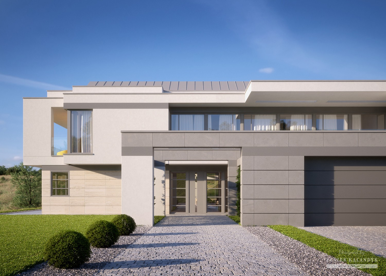 Projekt domu LK&1611
