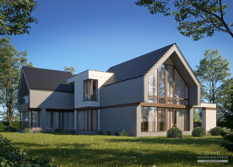 Projekt domu LK&1612