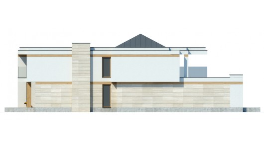 Projekt domu LK&1617