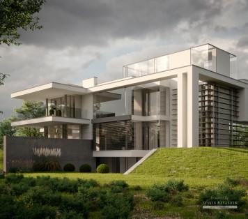 Projekt domu LK&1618
