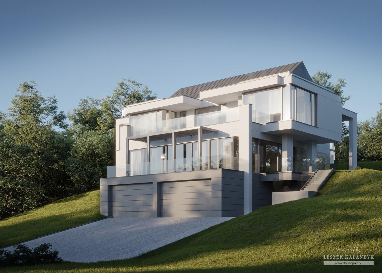 Projekt domu LK&1624