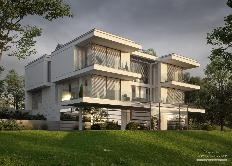 Projekt domu LK&1626