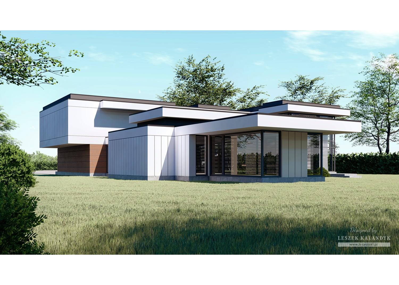 Projekt domu LK&1628
