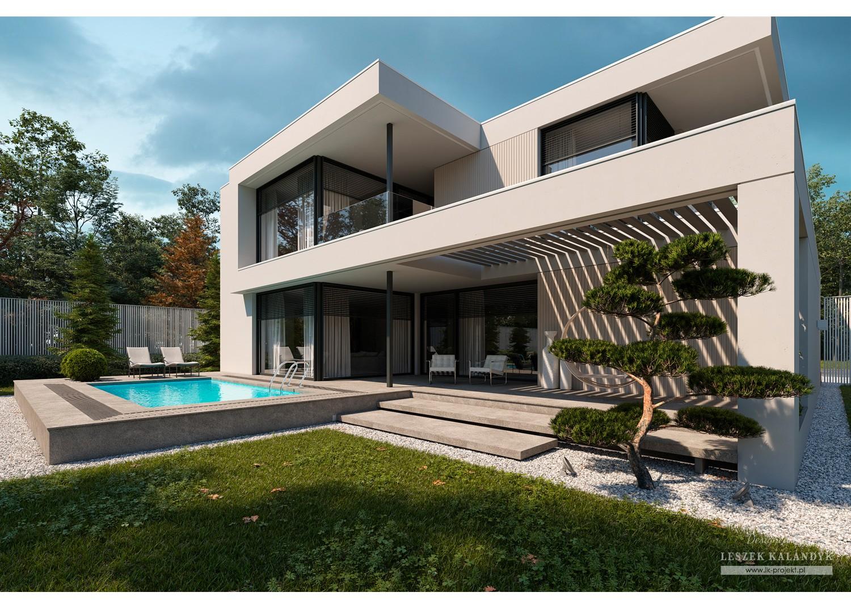 Projekt domu LK&1630