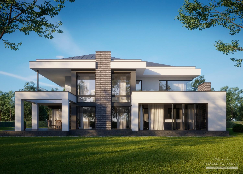 Projekt domu LK&1633