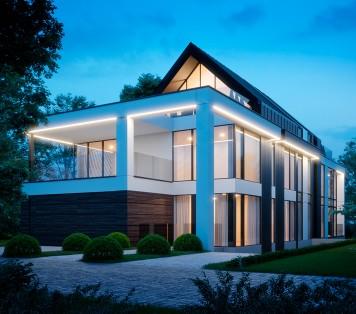 Projekt domu LK&1635