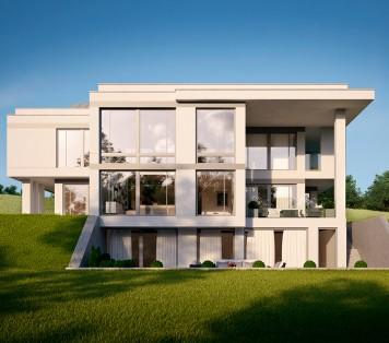 Projekt domu LK&1639