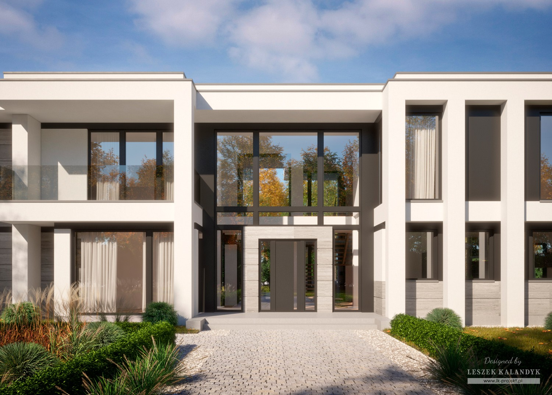 Projekt domu LK&1671