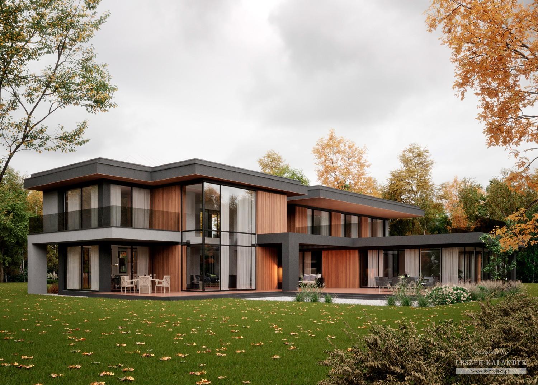 Projekt domu LK&1640