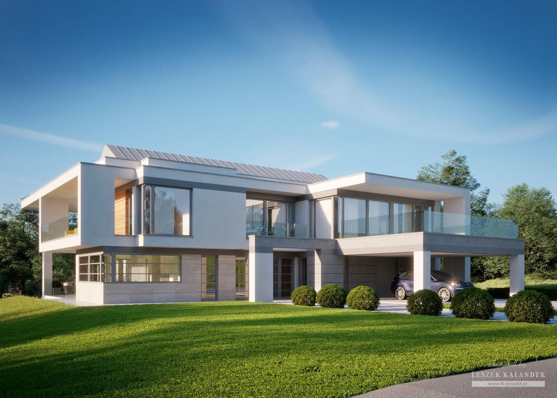 Projekt domu LK&1642